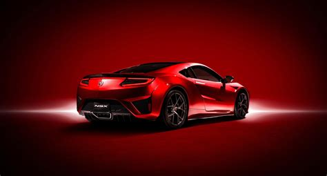 acura supercar acura ilx and nsx debut in new york