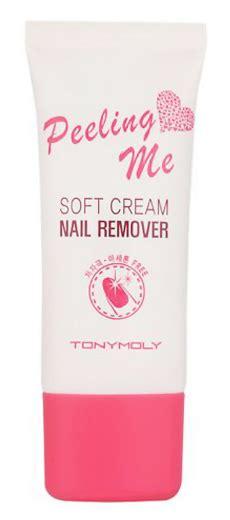 Tony Moly Tony Nail Remover tony moly peeling me soft nail remover