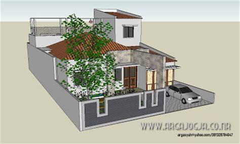 Depan Susun Minimalist Depan Susun Minimalist Jati Depan Susun Jati konsep desain fasad rumah minimalist dengan lebar 10 5 meter blognya wong sipil karo arsitek