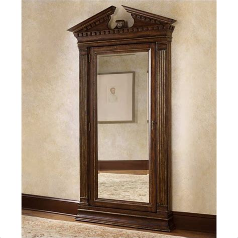 Floor Jewelry Mirror by Adagio Jewelry Storage Floor Mirror 5091 50002