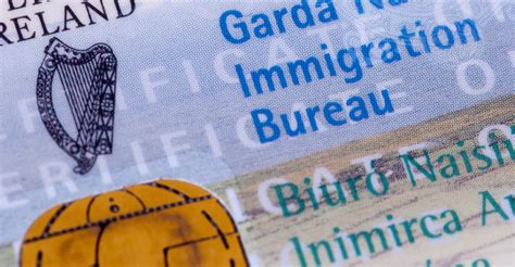 Permission Letter Gnib Gnib Card Is Being Replaced With A New Registration Certificate Called The Residence