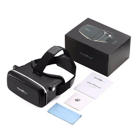 Headset Bluetooth Blitz blitzwolf 174 bw vr2 reality headset glasses with