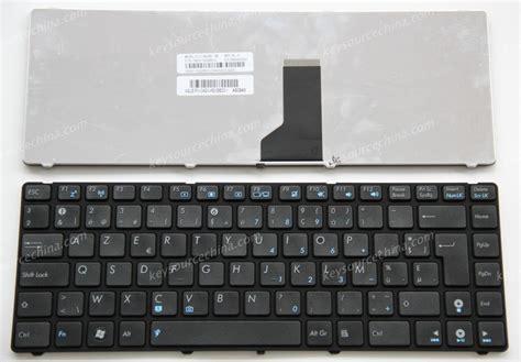 Keyboard Laptop Asus A43s K43 04gnv62kbe00 1 asus u30 u31 u35 ul30 ul80 a42 a43 k42 k43 x32 x35 x42 n82 belgian be clavier