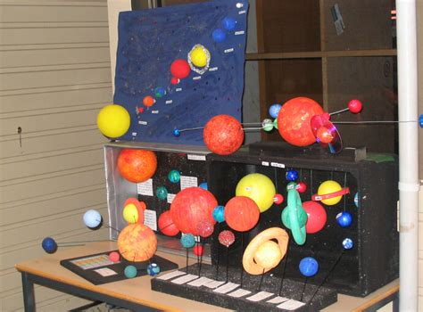 solar system craft projects space adventure
