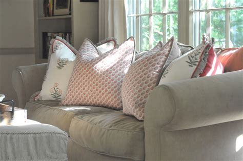 lisa fine fabric nine sixteen cozying up our family room for fall