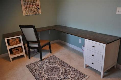 do it yourself desk 17 best images about living room office space on