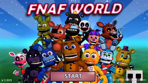 game fnaf world full game gamejolt fibogamecom image gallery fnaf world