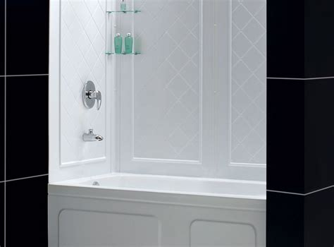 Prefab Shower Walls by 3 Types Of Prefabricated Shower Units For Your Home