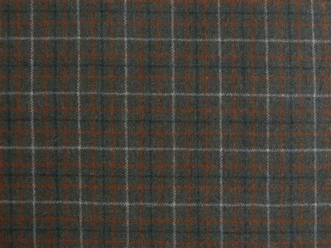 plaid fabric moss green wool plaid fabric with white by josephinemarchons