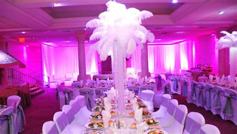 sweet 16 centerpieces hart to hart