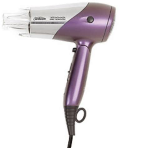 Hair Dryer Smells Like Burning sunbeam travel dryer hd1650 reviews productreview au