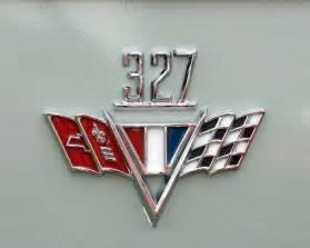 chevy flag emblems autos post