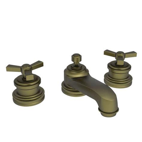 faucet 1600 06 in antique brass by newport brass