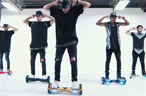 justin bieber dance hoverboard this video of bros dancing to justin bieber on hoverboards
