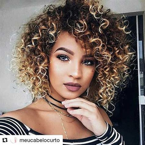 naturally curly hairstyles 30 cool naturally curly hairstyles