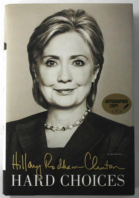 hillary clinton biography hard choices online sports memorabilia auction pristine auction