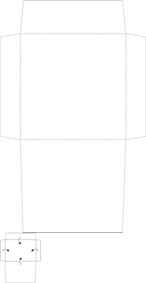 square envelope template 4x4 square envelope template printables design