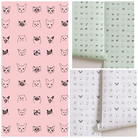 pink kitty pattern on my honor best of wallpaper