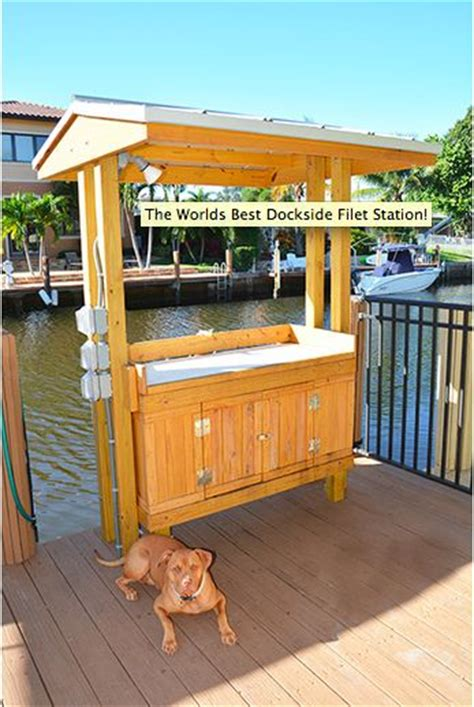 granite river outdoors fillet station table 14 best fish cleaning station ideas images on