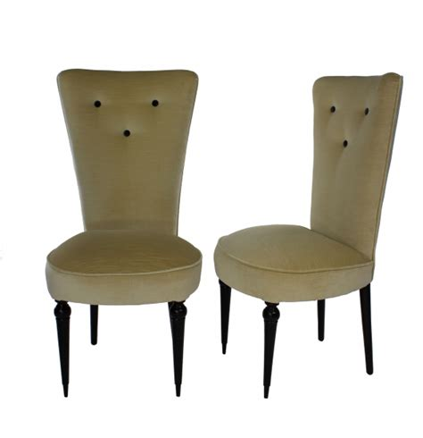 Bedroom Table Chairs Pair Of Italian Bedroom Chairs