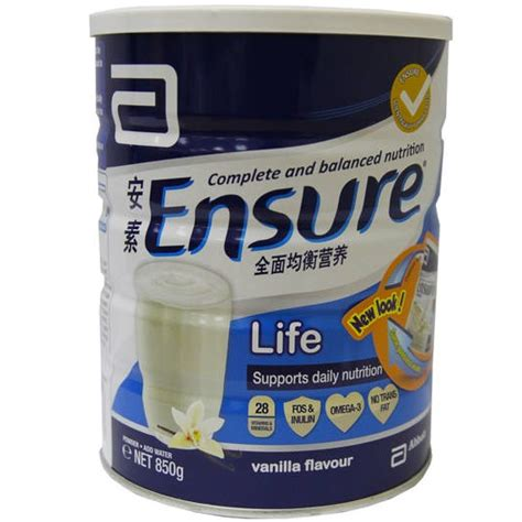 Formula Ensure buy ensure vanilla chocolate strawberry powder