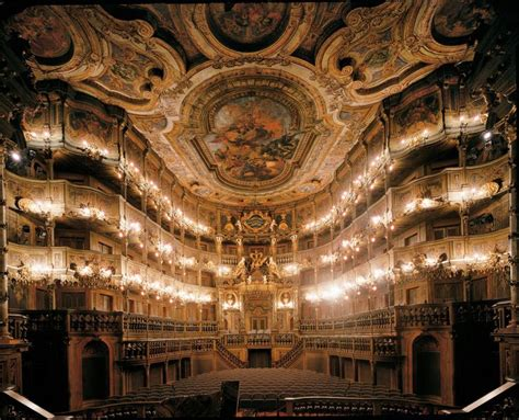 Margravial Opera House Historical Facts And Pictures The History Hub
