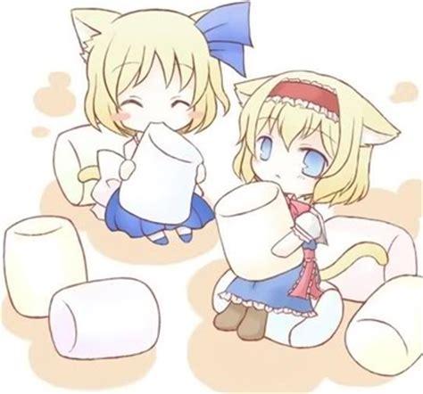 imagenes de anime kawaii de amigas disney panquecitos