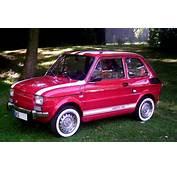 Fiat 126 ABARTH  Classi Car