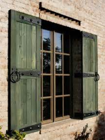 country style windows