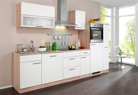Günstige Küche Mit Elektrogeräten 105 by K 252 Che Mit Elektroger 228 Ten Dockarm