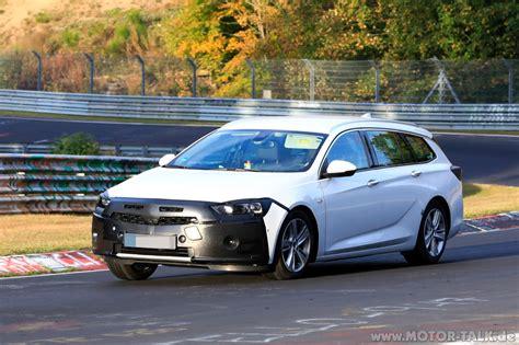 Opel Indignia 2020 by Opel Insignia Facelift 2020 Motoren Erlk 246 Nig Opel