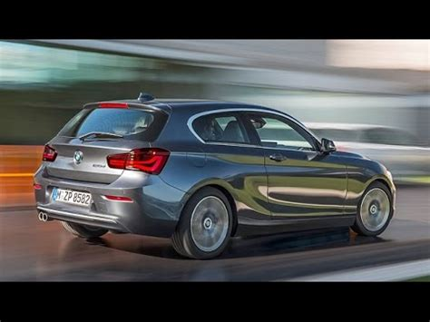 Bmw 1er Facelift Mobile by Test Der Neue Bmw 1er 2011 Doovi