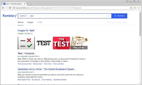 Rutgers Search Remove The Rambler Ru Search Redirect
