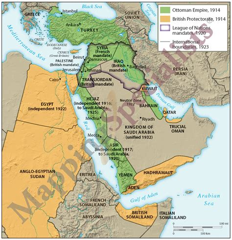 mideast map 1914 map middle east 1914 middle east map