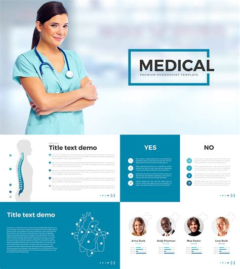 layout ppt medical powerpoint templates with medical design choice image