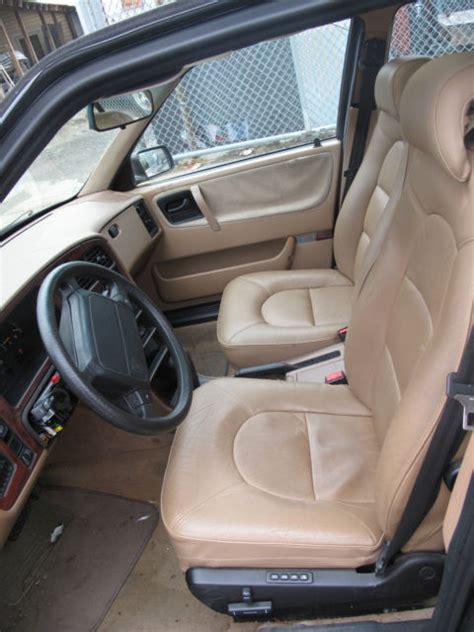 airbag deployment 1991 saab 9000 regenerative braking ys3ck48b0m2008509 1991 saab 9000 cd non turbo auto 119k black with super clean tan leather