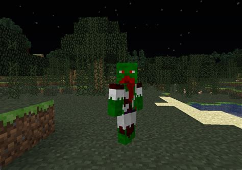 mod game zombie mo zombies mod 1 7 10 1 7 2 1 5 2 1 5 1 minecraft