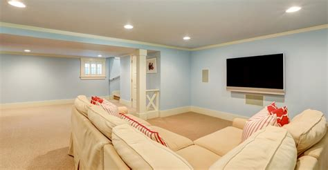 how to remodel a basement the ultimate guide contractor