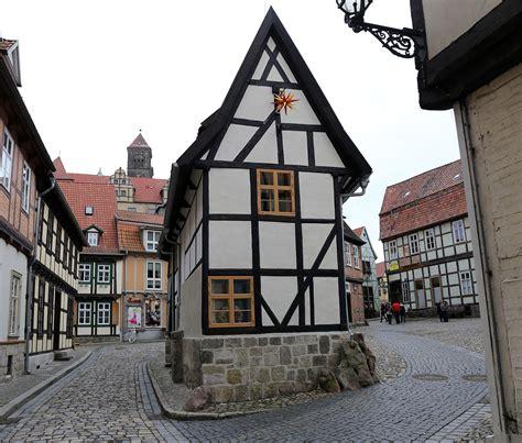 haus quedlinburg finkenherd 1 quedlinburg