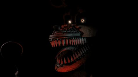 Try Not To Nightmares And Simon Made Of Wax by Nightmare Foxy Gif By Myszka11o On Deviantart