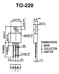 transistor a940 datasheet pinout transistor a940 28 images tip41c 第14页 点力图库 tip112 transistor darlington 28 images