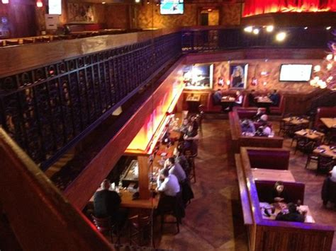 National Harbor Cadillac Ranch by View From Upstairs Lower Bar And Seating Area Photo De