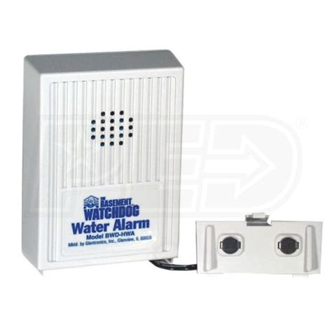 basement watchdog sump pump water alarm basement