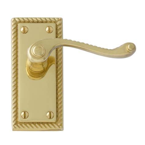 interior door handles uk interior door handles georgian polished brass