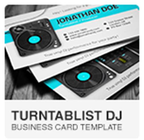 mobile dj business card template mobile digital dj business card by vinyljunkie graphicriver