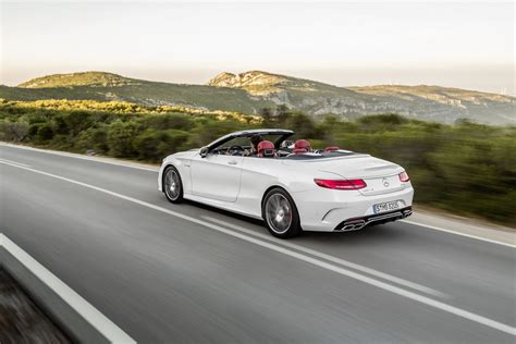 most comfortable mercedes 2017 mercedes benz s class cabriolet the world s most