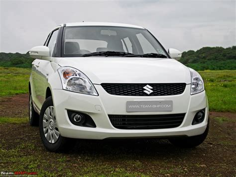 Maruti Suzuki Swfit Maruti Test Drive Review Team Bhp