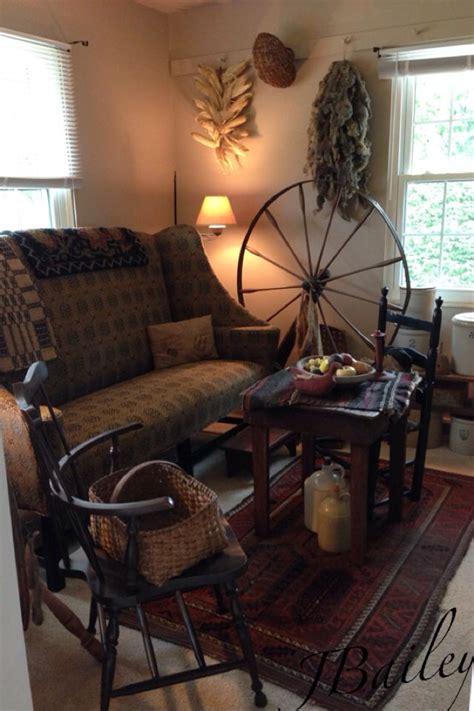 primitive living room furniture 530 best images about primitive living rooms on pinterest