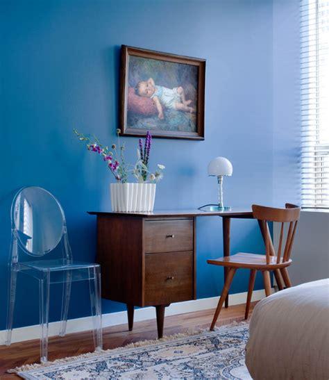 master bedroom midcentury bedroom new york by kristen rivoli interior design