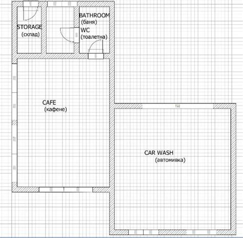 car wash floor plan floor plans of working car wash with caf 233 near pleven